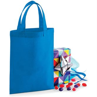 Blue Cotton Party Bag for Life