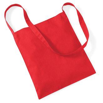 Red Sling Bag for Life