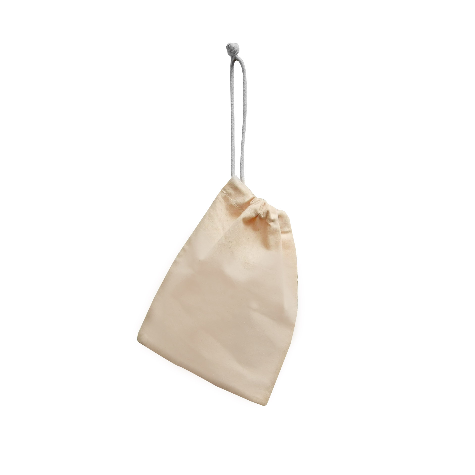 Cambridge Small Drawstring Cotton Bag
