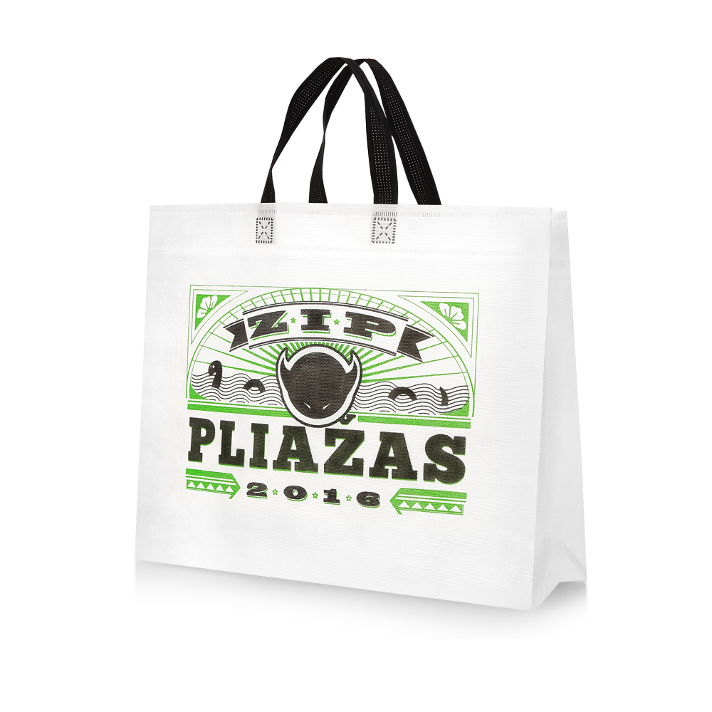 Zip Pliazas 2016 Bag for Life