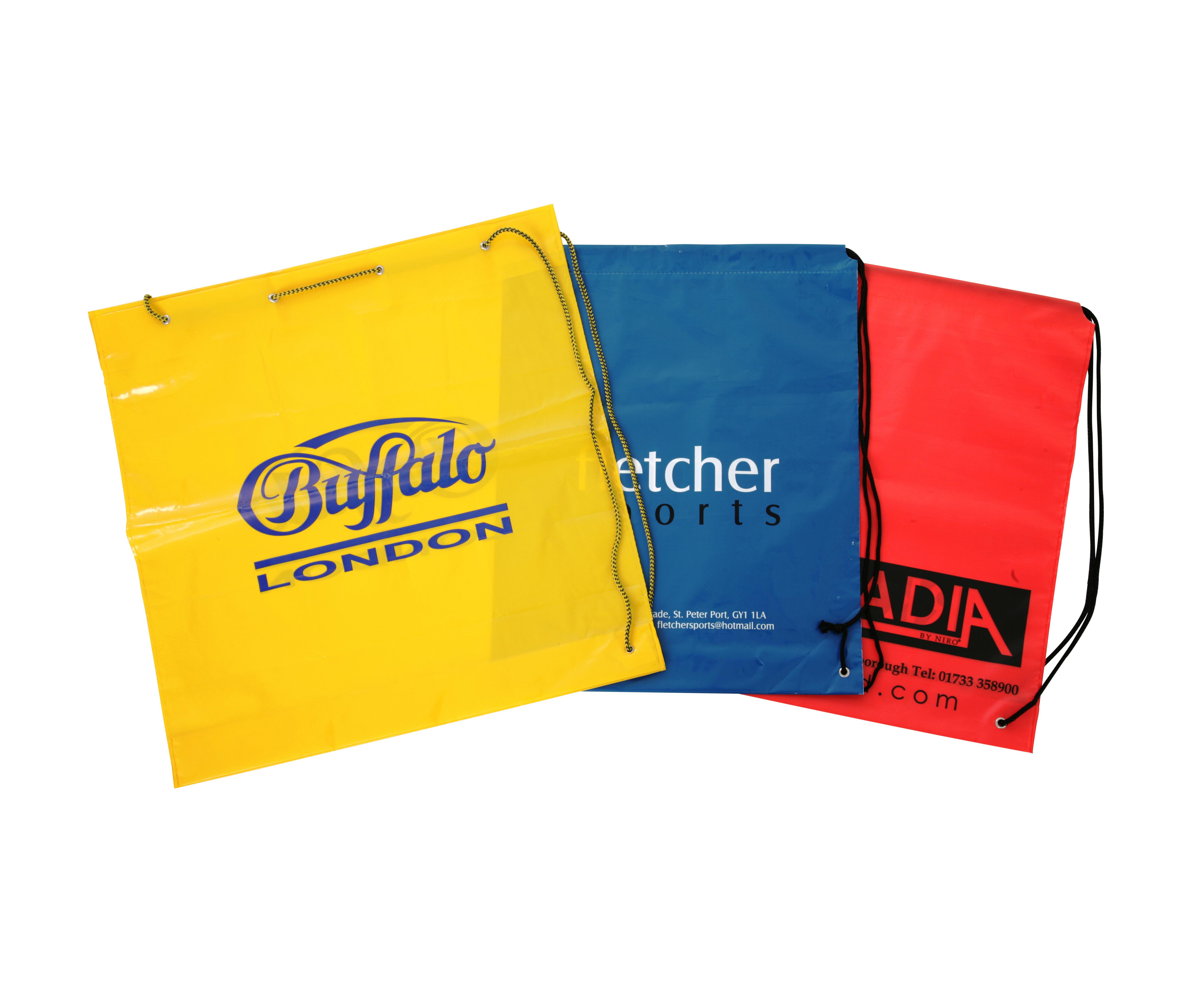 Three Premium Bespoke Duffle Bags
