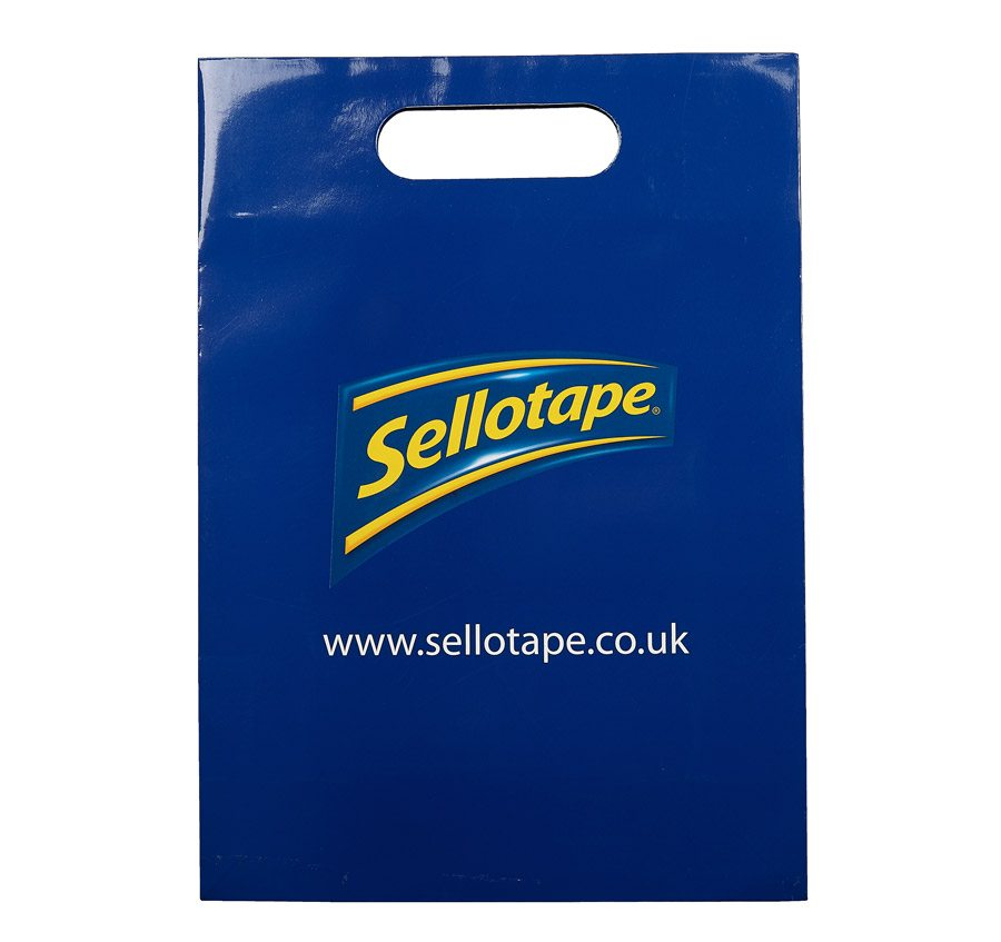 Sellotape Custom Luxury Paper Bag