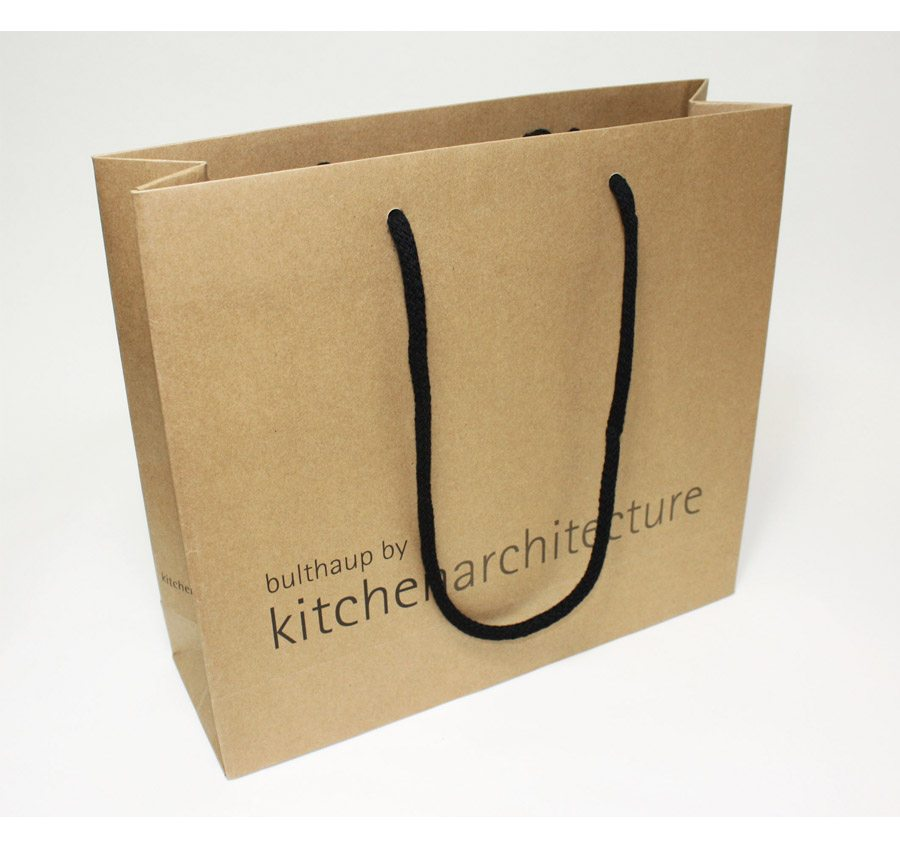 Kitchen Architecture Luxury Paper Bag