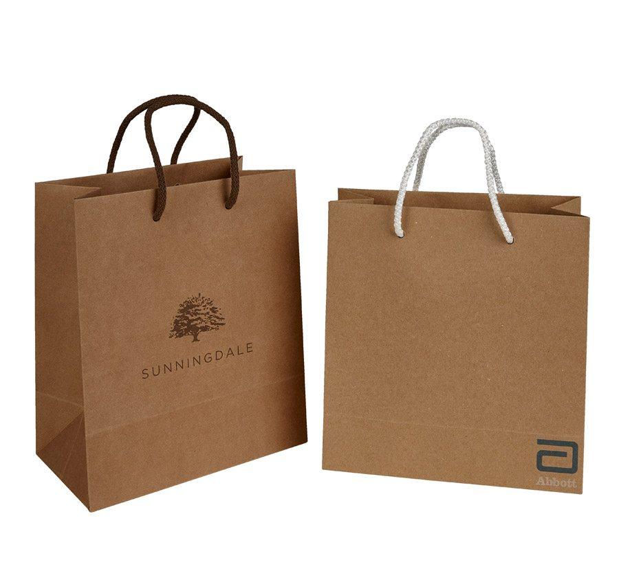 Personalised Luxury Paper Bags