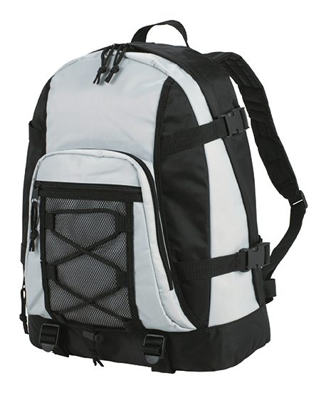 White Sport Backpack