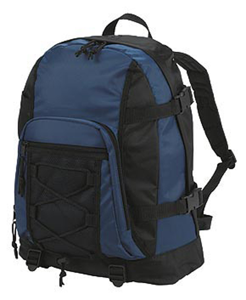 Blue Sport Backpack
