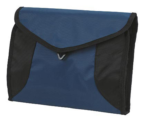 Navy Blue Sports Wash Bag