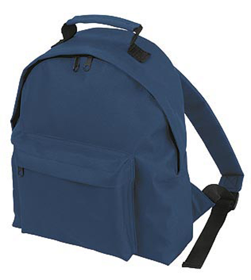 Blue kids backpack