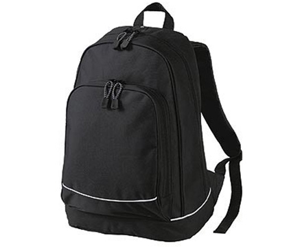 Black Daypack City Bag