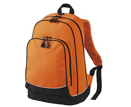 Orange Daypack City Bag