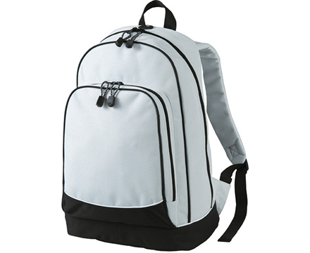 White Daypack City Bag