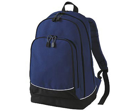 Navy Blue Daypack City Bag