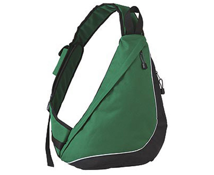 Green Slingpack City Bag