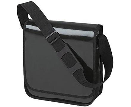 Black LorryBag Eco Shoulder Bag