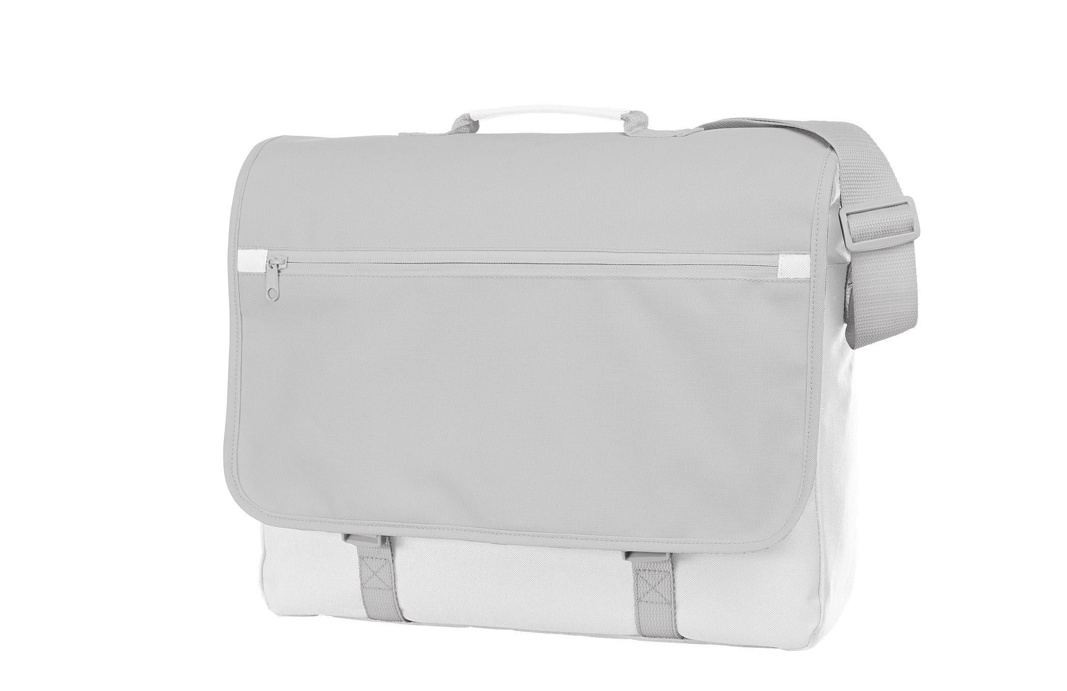 White CONGRESS Shoulder Bag