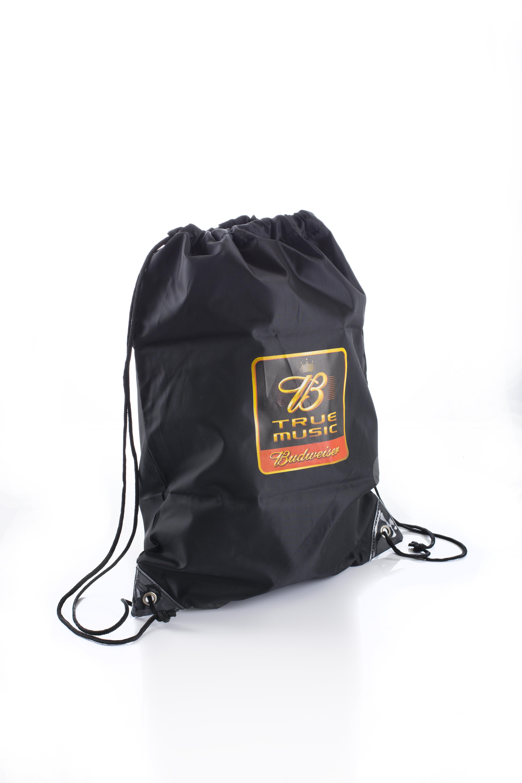 Budweiser Drawstring Bag