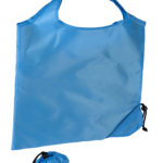 Scrunchy foldable shopping bags