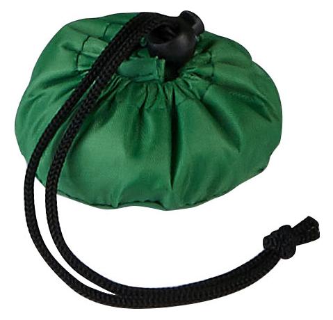Triumph Green Foldable Bag Pouch