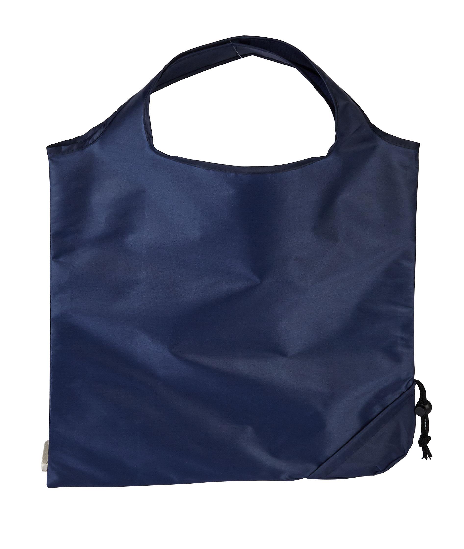 Navy Triumph Foldable Shopping Bag