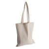 INVINCIBLE 5oz natural cotton shopper – best seller